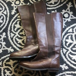 SOLD Lane Bryant wide calf riding boots size 9w